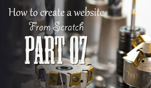Website from scratch - Part 07 - Rendering