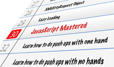 Learning javascript in just 30 days