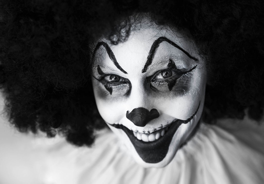 Troll clown, from pixabay