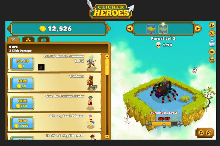 click heroes