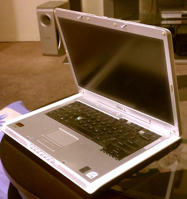 Dell Inspiron e1505 2006