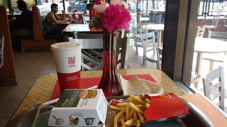 Fancy McDonalds