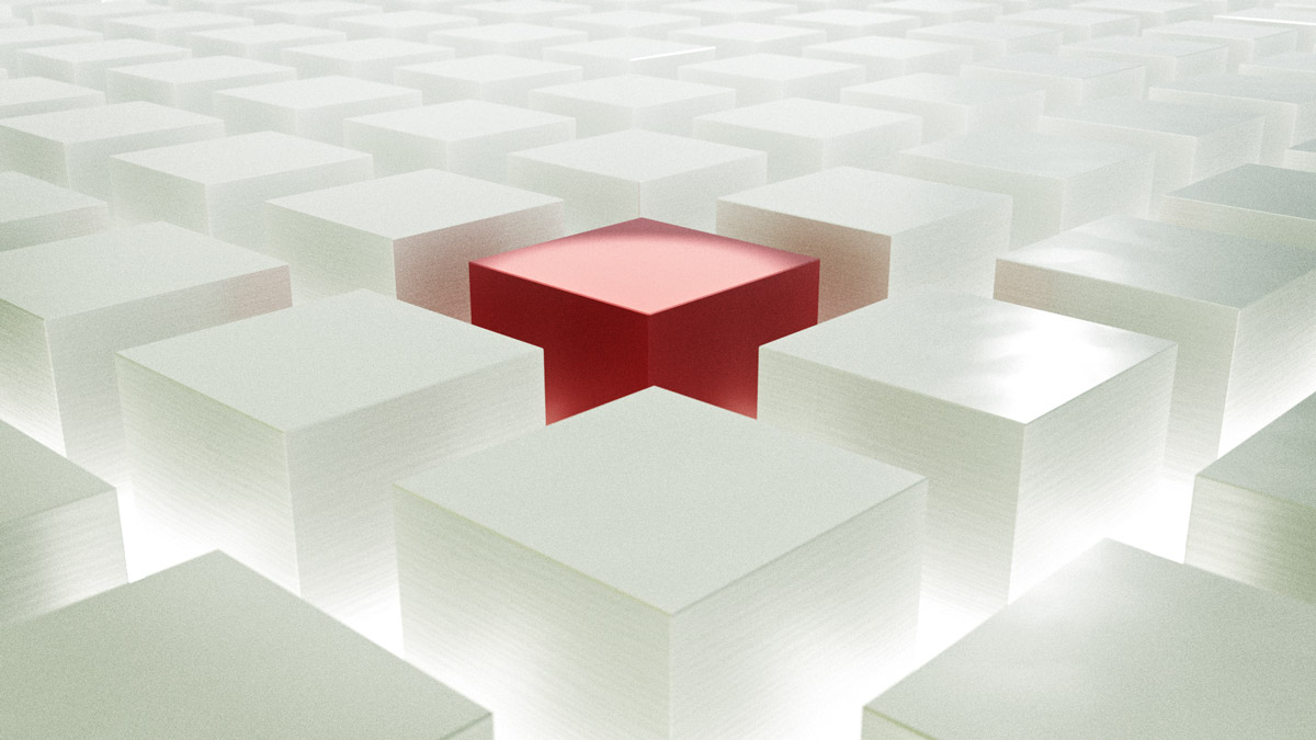 20 cubes, make something interesting