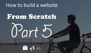 Website from Scratch - Part 05 - The Router