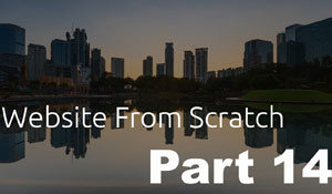 Website From Scratch - Part 14 - Add New Article