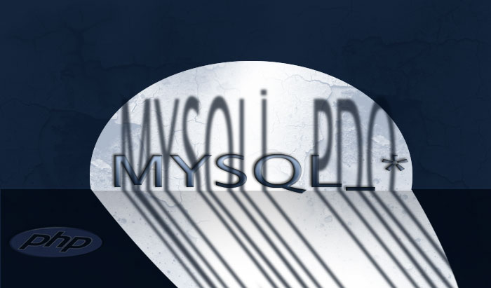 Switch mysql_* to mysqli or pdo