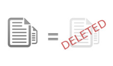 How your files are deleted and recovered