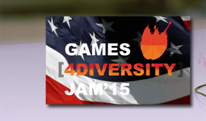 Games[4Diversity] Jam 2015, USC Los Angeles