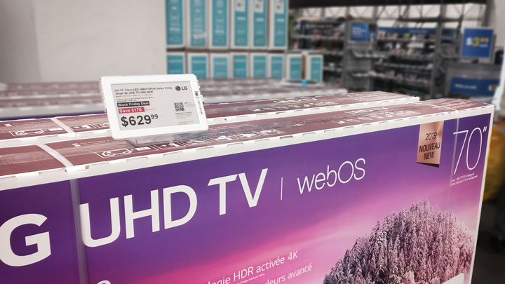 BestBuy TVs
