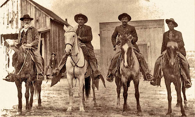 1890s cowboys