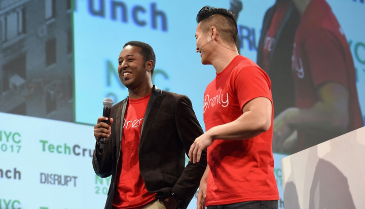 TechCrunch disrupt 2017