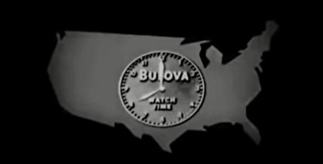 Bulova ad from 1941