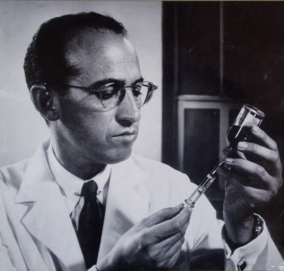 Jonas Salk