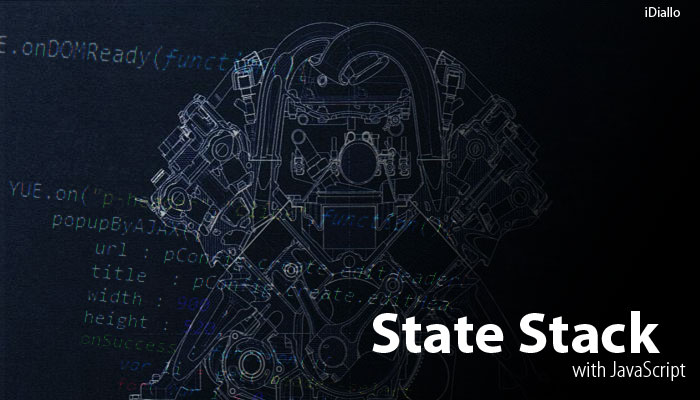 State Stack with javscript