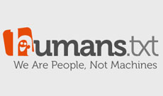 Made for humans by humans