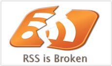 Rss is not dead, it's broken. Let's fix it.