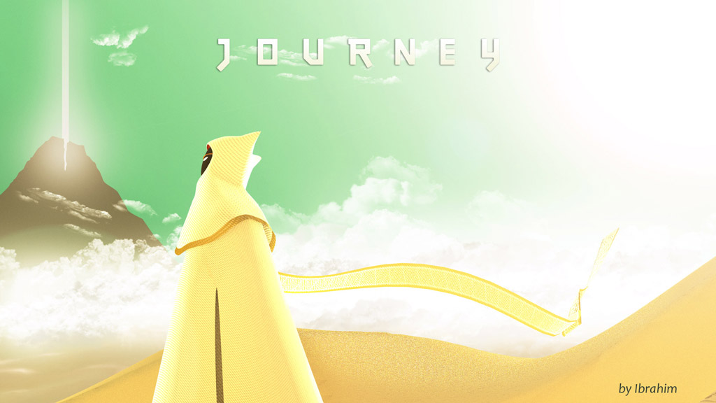 Journey from thatgamecompany fan art