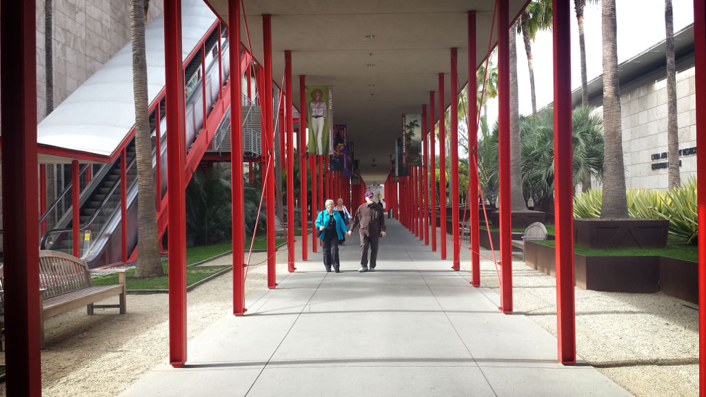 Los Angeles Museum of art